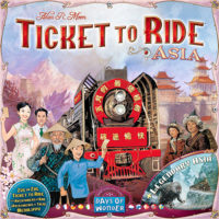 TICKET TO RIDE - ESPANSIONE ASIA