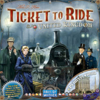TICKET TO RIDE - ESPANSIONE UNITED KINGDOM & PENNSYLVANIA