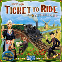 TICKET TO RIDE - ESPANSIONE NEDERLAND