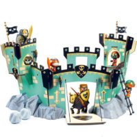 ARTY TOYS CAVALIERI - CASTEL ON ZE ROCK