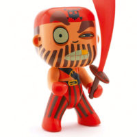 ARTY TOYS PIRATI - CAPTAIN RED