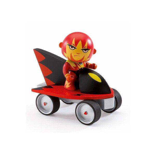 arty toys firebird ze jet
