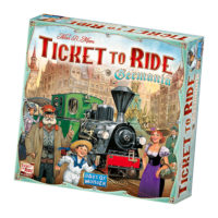 TICKET TO RIDE GERMANIA