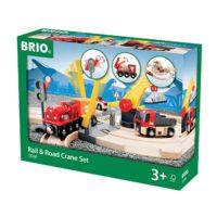 BRIO GRU & SET STRADA